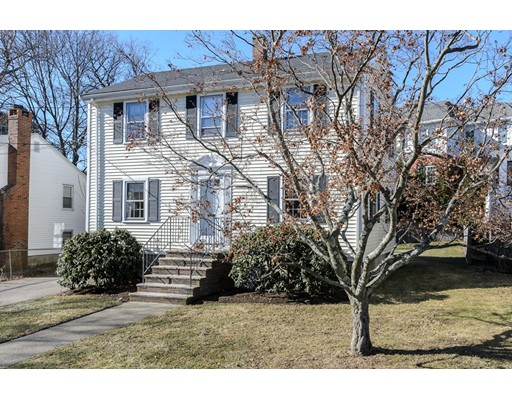 Single Family Home for Sale at 79 Running Brook Road 79 Running Brook Road Boston, Massachusetts 02132 United States