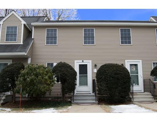 Condominio por un Venta en 44 Key Street 44 Key Street Millis, Massachusetts 02054 Estados Unidos