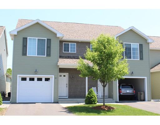Condominium for Sale at 353 Fuller Street Ludlow, 01056 United States