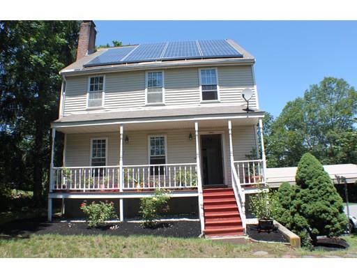 Частный односемейный дом для того Продажа на 279 Cordaville Road 279 Cordaville Road Southborough, Массачусетс 01772 Соединенные Штаты