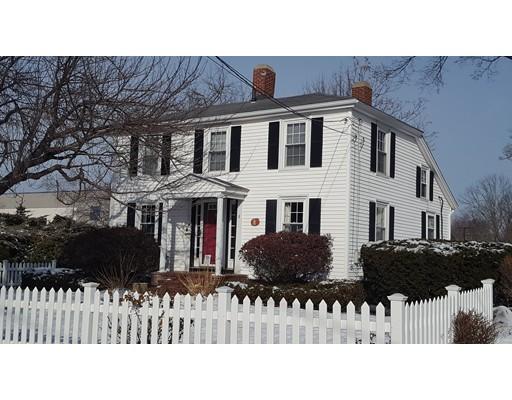 واحد منزل الأسرة للـ Sale في 7 Place Lane 7 Place Lane Woburn, Massachusetts 01801 United States