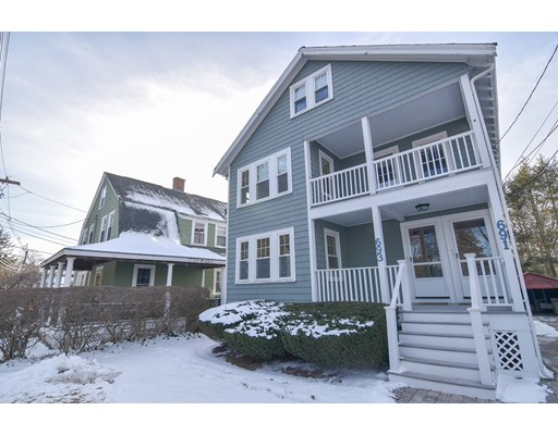Additional photo for property listing at 693 Heath Street  Brookline, Massachusetts 02467 Estados Unidos