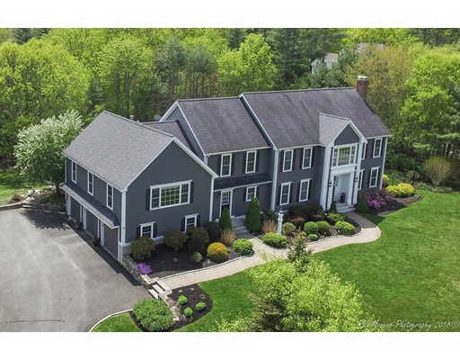 Single Family Home for Sale at 14 Winding Oaks Way 14 Winding Oaks Way Boxford, Massachusetts 01921 United States