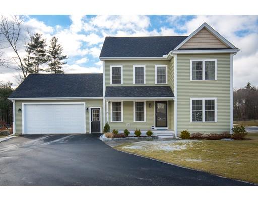 Частный односемейный дом для того Продажа на 10 Hannah's Way 10 Hannah's Way Charlton, Массачусетс 01507 Соединенные Штаты