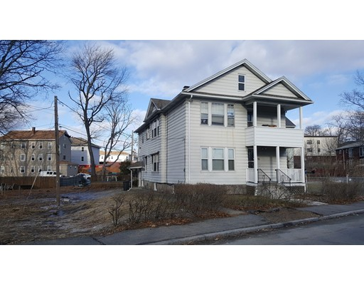 Single Family Home for Rent at 98 Beaver Street Worcester, Massachusetts 01603 United States