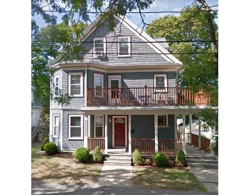 Casa Unifamiliar por un Alquiler en 37 Richie Road Quincy, Massachusetts 02169 Estados Unidos
