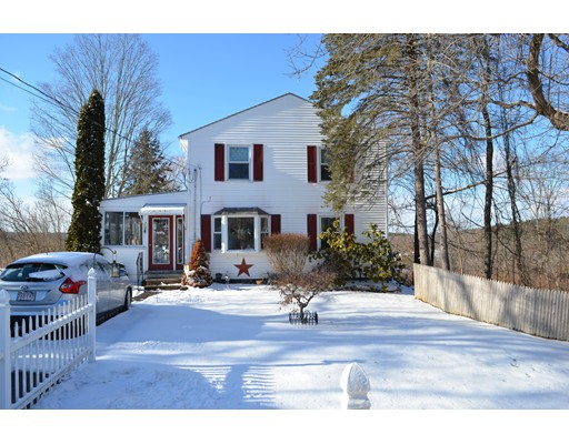 Single Family Home for Sale at 20 Main Street 20 Main Street Brookfield, Massachusetts 01506 United States