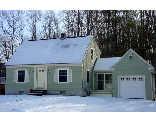 Single Family Home for Sale at 30 Lebanon Street 30 Lebanon Street Southbridge, Massachusetts 01550 United States