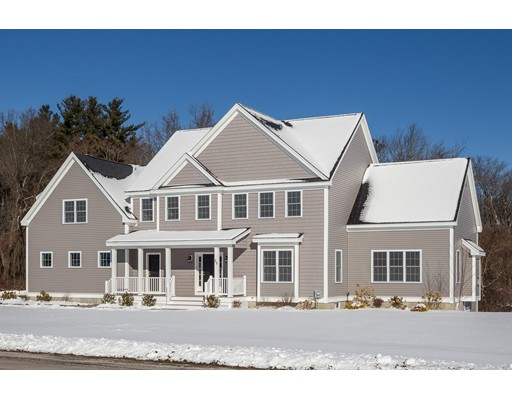 Single Family Home for Sale at 35 Summit Pointe Lot A2 35 Summit Pointe Lot A2 Holliston, Massachusetts 01746 United States