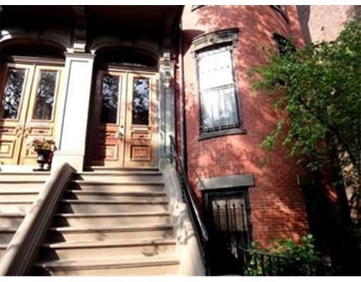 Single Family Home for Rent at 57 Rutland Square Boston, Massachusetts 02118 United States