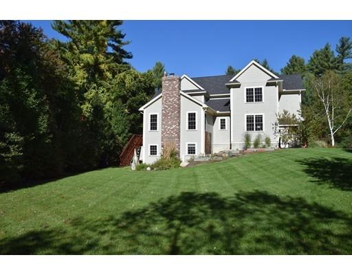 واحد منزل الأسرة للـ Sale في 85 Tophet Road 85 Tophet Road Carlisle, Massachusetts 01741 United States
