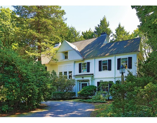 Additional photo for property listing at 40 Dunster Road 40 Dunster Road Brookline, Massachusetts 02467 United States