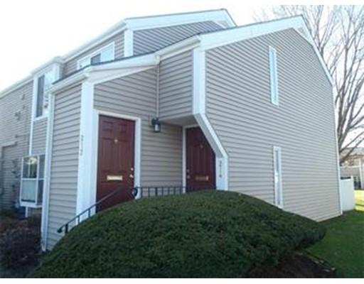 独户住宅 为 出租 在 212 Nassau Springfield, 01129 美国