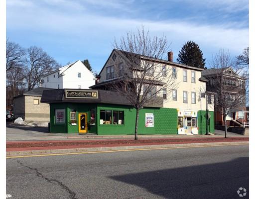 Commercial for Rent at 261 boston turnpike 261 boston turnpike Shrewsbury, Massachusetts 01545 United States
