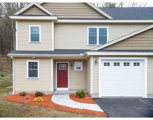 共管式独立产权公寓 为 销售 在 72 City Depot #A 72 City Depot #A Charlton, 马萨诸塞州 01507 美国