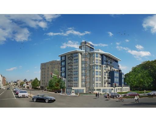 Condominium for Sale at 262 Monsignor O'Brien Highway #703 Cambridge, Massachusetts 02141 United States