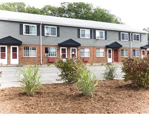 Casa unifamiliar adosada (Townhouse) por un Alquiler en 200 Southwick Rd #27 200 Southwick Rd #27 Westfield, Massachusetts 01085 Estados Unidos