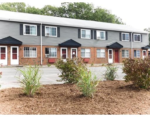 Casa unifamiliar adosada (Townhouse) por un Alquiler en 200 Southwick Rd #37 200 Southwick Rd #37 Westfield, Massachusetts 01085 Estados Unidos