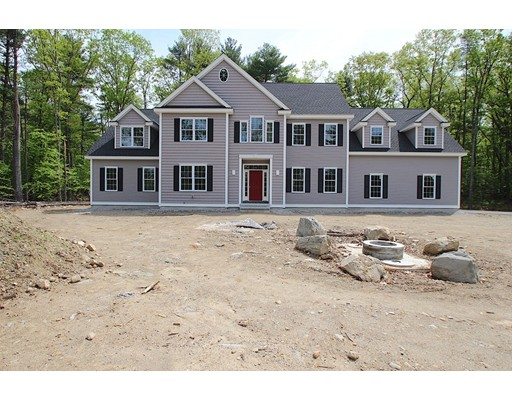 Casa Unifamiliar por un Venta en 10 Houghton Farms Lane 10 Houghton Farms Lane Bolton, Massachusetts 01740 Estados Unidos