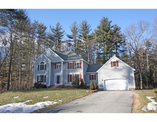 Single Family Home for Sale at 173 Wintergreen Lane 173 Wintergreen Lane Groton, Massachusetts 01450 United States