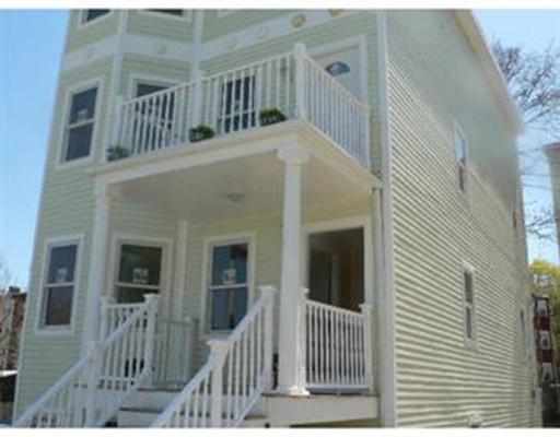 Single Family Home for Rent at 14 Woodford Boston, Massachusetts 02125 United States