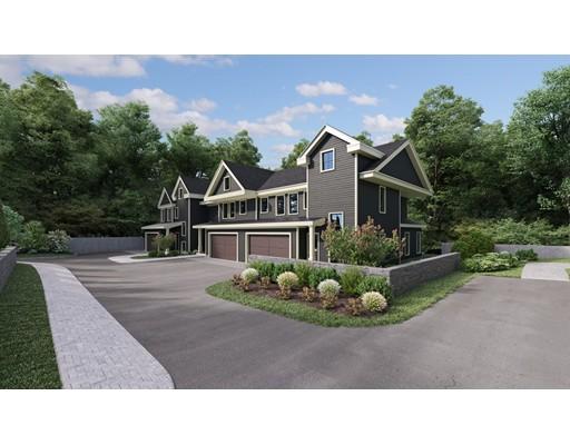 Appartement en copropriété pour l Vente à 367 Langley Road #2 367 Langley Road #2 Newton, Massachusetts 02459 États-Unis