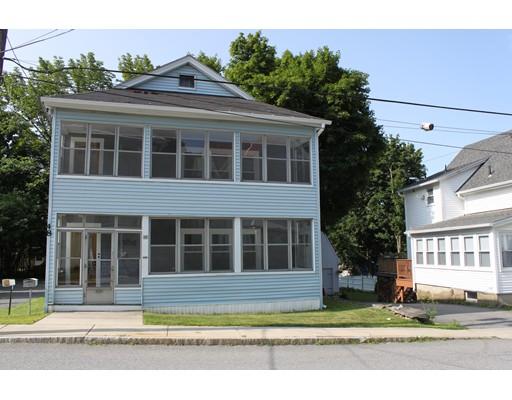 Casa Unifamiliar por un Alquiler en 48 Richmond Street 48 Richmond Street Gardner, Massachusetts 01440 Estados Unidos