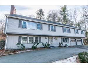 43 Hallett Hill Rd  is a similar property to 20 Bakers Hill Rd  Weston Ma