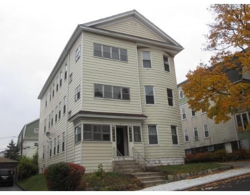 Casa Unifamiliar por un Alquiler en 40 Windham Street Worcester, Massachusetts 01610 Estados Unidos
