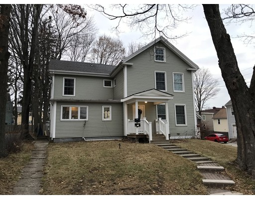 Multi-Family Home for Sale at 35 Witherbee Street 35 Witherbee Street Marlborough, Massachusetts 01752 United States