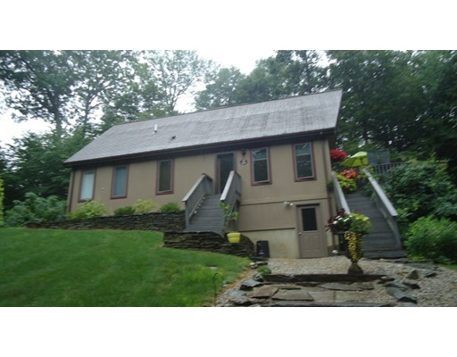 Single Family Home for Sale at 147 Goshen Road 147 Goshen Road Williamsburg, Massachusetts 01096 United States