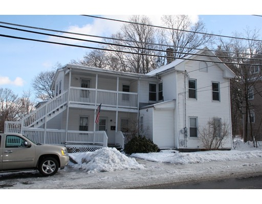 Single Family Home for Rent at 250 Pleasant Street Leominster, Massachusetts 01453 United States