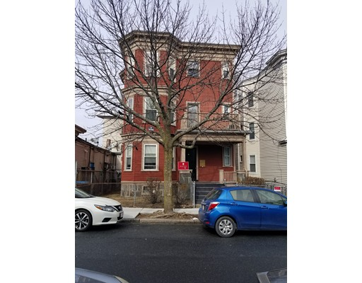 Multi-Family Home for Sale at 10 Shepton Street 10 Shepton Street Boston, Massachusetts 02124 United States