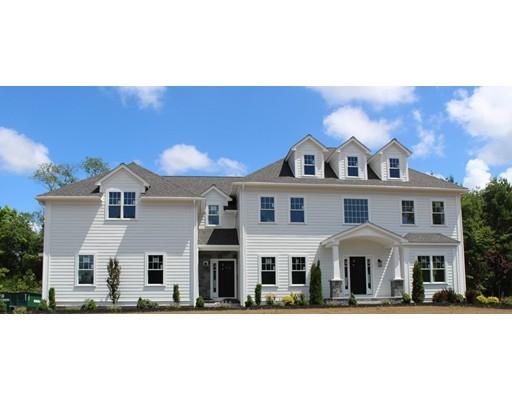 Maison unifamiliale pour l Vente à 3 Ariana Lane 3 Ariana Lane Norfolk, Massachusetts 02056 États-Unis
