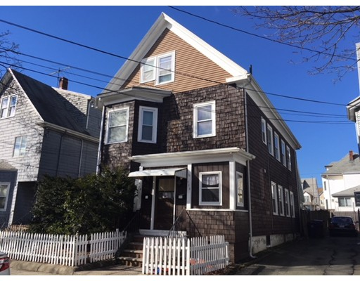 شقة للـ Rent في 110 Francis St #2 110 Francis St #2 Everett, Massachusetts 02149 United States