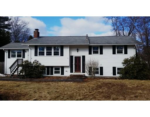 独户住宅 为 销售 在 3 Radcliffe Drive Milford, 马萨诸塞州 01757 美国