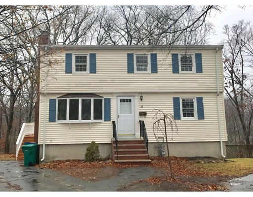 Single Family Home for Sale at 31 Briar Hill Drive 31 Briar Hill Drive Lynn, Massachusetts 01902 United States
