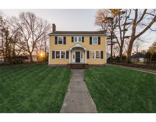 Maison unifamiliale pour l Vente à 88 Green Street 88 Green Street Fairhaven, Massachusetts 02719 États-Unis