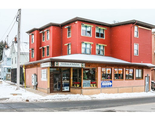Commercial for Sale at 108 West Street 108 West Street Chicopee, Massachusetts 01013 United States