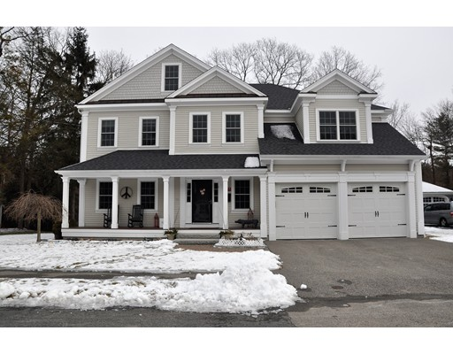 Single Family Home for Sale at 92 Wilshire Park 92 Wilshire Park Needham, Massachusetts 02492 United States