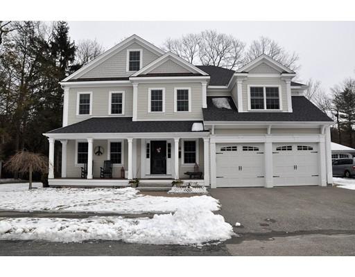 Single Family Home for Sale at 92 Wilshire Park 92 Wilshire Park Needham, Massachusetts 02492 United States