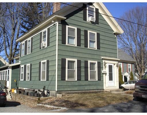 Single Family Home for Sale at 14 Nashua Street 14 Nashua Street Ayer, Massachusetts 01432 United States