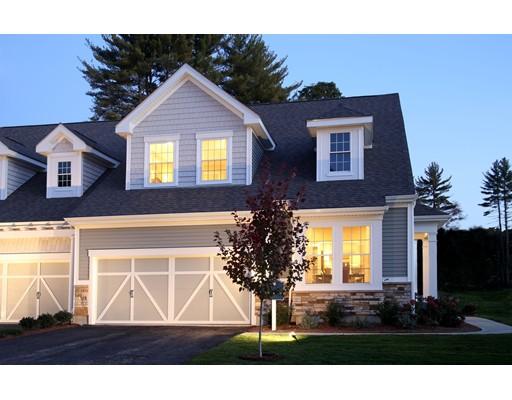 共管式独立产权公寓 为 销售 在 61 Brooksmont Drive 霍里斯顿, 01746 美国