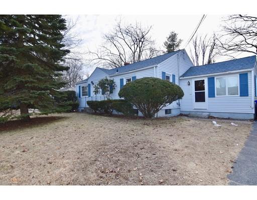 Частный односемейный дом для того Аренда на 104 Creswell Drive 104 Creswell Drive Springfield, Массачусетс 01119 Соединенные Штаты