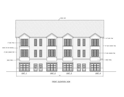 Многосемейный дом для того Продажа на 106 Intervale Street 106 Intervale Street Quincy, Массачусетс 02169 Соединенные Штаты