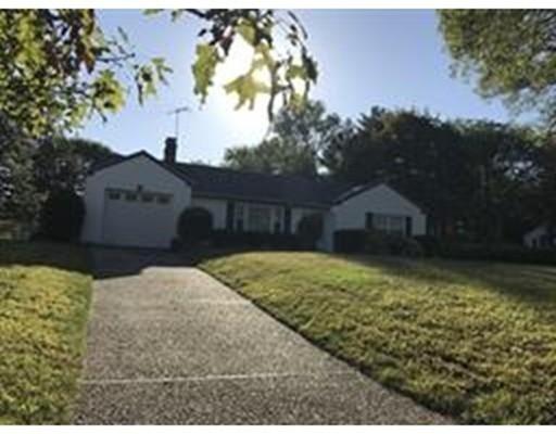 Casa Unifamiliar por un Alquiler en 1095 bay rd #0 1095 bay rd #0 Sharon, Massachusetts 02067 Estados Unidos