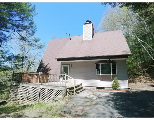 Single Family Home for Sale at 510 MAIN Road Montgomery, Massachusetts 01085 United States