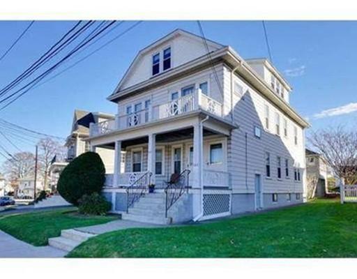 独户住宅 为 出租 在 127 Boylston Street 沃特敦, 02472 美国