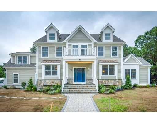Частный односемейный дом для того Продажа на 46 Michael Road 46 Michael Road Wayland, Массачусетс 01778 Соединенные Штаты