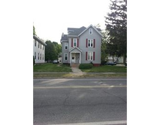 Single Family Home for Rent at 1064 Park Street Palmer, Massachusetts 01069 United States